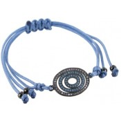 Armband Delicate blau