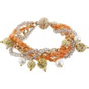 Armband | Koralle & Terra