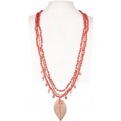 Halskette | Rose & Fuchsia