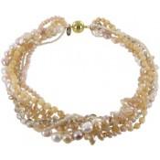 Halskette | Gelb & Gold