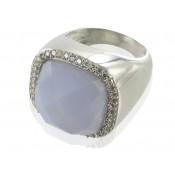 Ring | Blau & Aqua