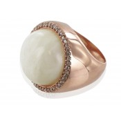 Ring | Cream & Perlmutt