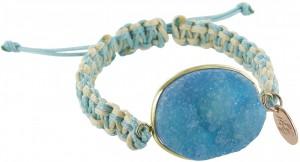 Armband Zuckerachat Blau