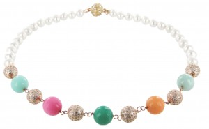 Halskette | Farbenprächtig