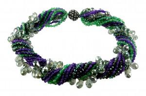 Halskette | Lila & Lavendel