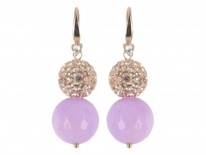 Ohrringe | Lila & Lavendel
