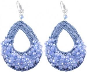 Ohrringe   Blau & Aqua