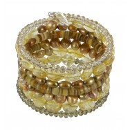 Armband | Gelb & Gold