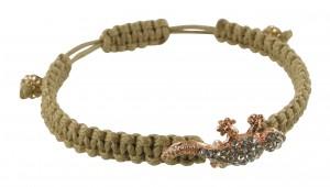 Armband | Taupe & Grijs