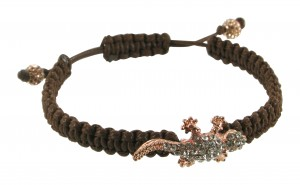 Armband   Mokka & Rookkwarts