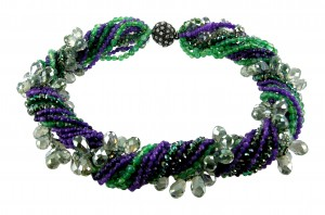Halsketting | Lila & Lavendel