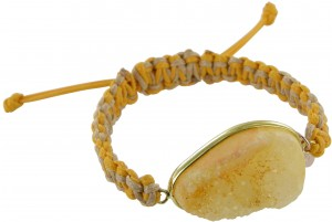 Armband   Geel & Goud
