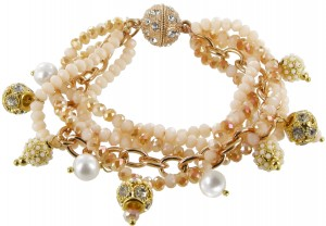 Armband | Geel & Goud