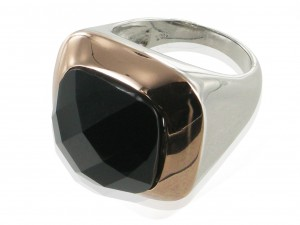 Ring | Zwart & Wit