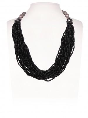 Halsketting | Zwart & Wit