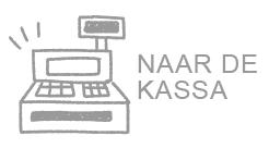NAAR DE KASSA